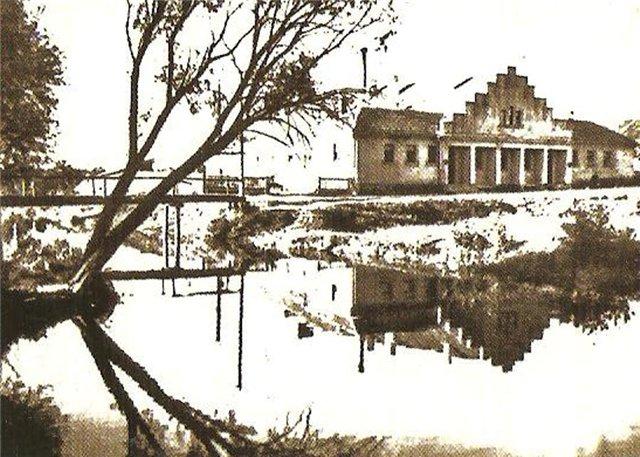 pirtis 1938 m.