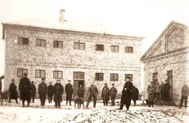 Utenos kalėjimas (dabar psichiatrijos ligoninė)